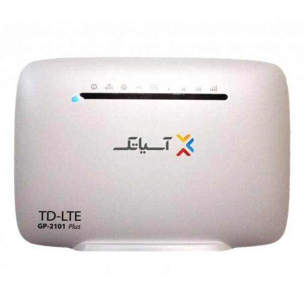 مودم ثابت آسیاتک TD-LTE 2101plus بهمراه اینترنت 50 گیگ 6ماهه