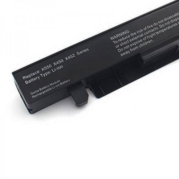 باتری لپ تاپ ایسوس X550