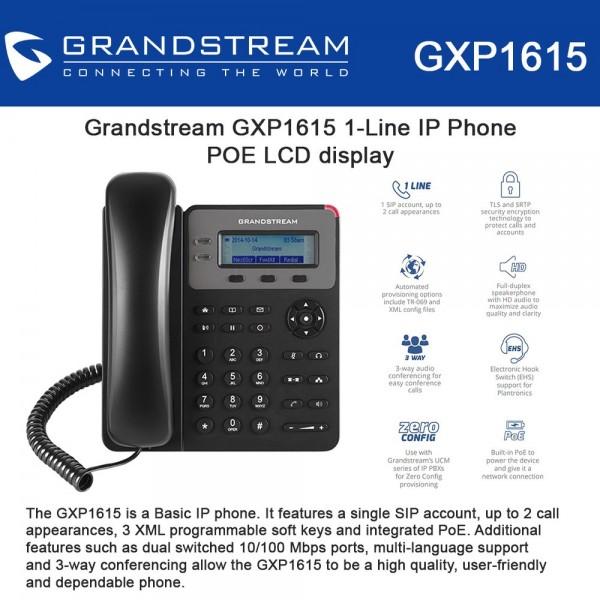 آی پی فون گرند استریم Ip-Phone GrandStream 1615